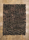 Brown moroccan rug hand weaved in the high atlas Mountain directly from the makers to montreal & Toronto