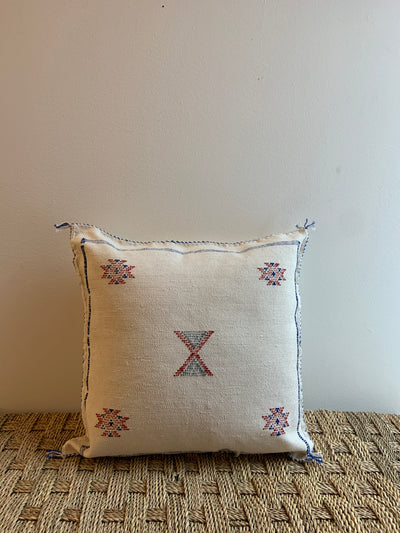 beige hygge pillow