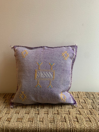 boho handmade pillow