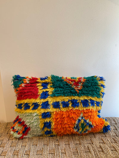 Vintage Moroccan Pillow | 139