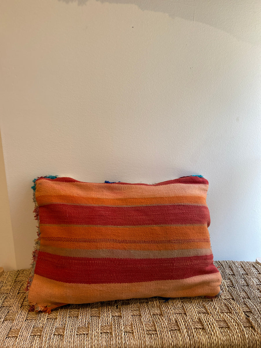 Vintage Moroccan Pillow | 136