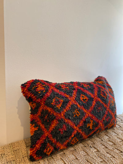 Vintage Moroccan Pillow | 131