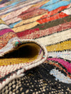 handmade eco friendly vintage rug