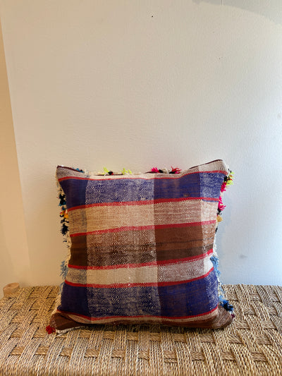 Vintage Moroccan Pillow | 144
