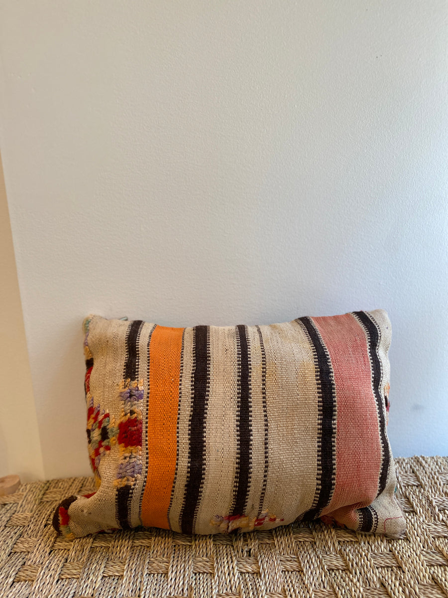 Vintage Moroccan Pillow | 138