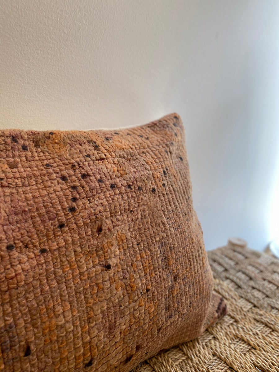 Vintage Moroccan Pillow | 124