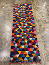colorful runner rug