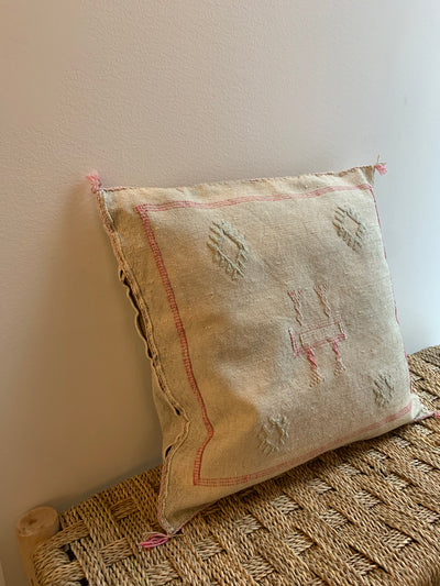 moroccan boho cushion