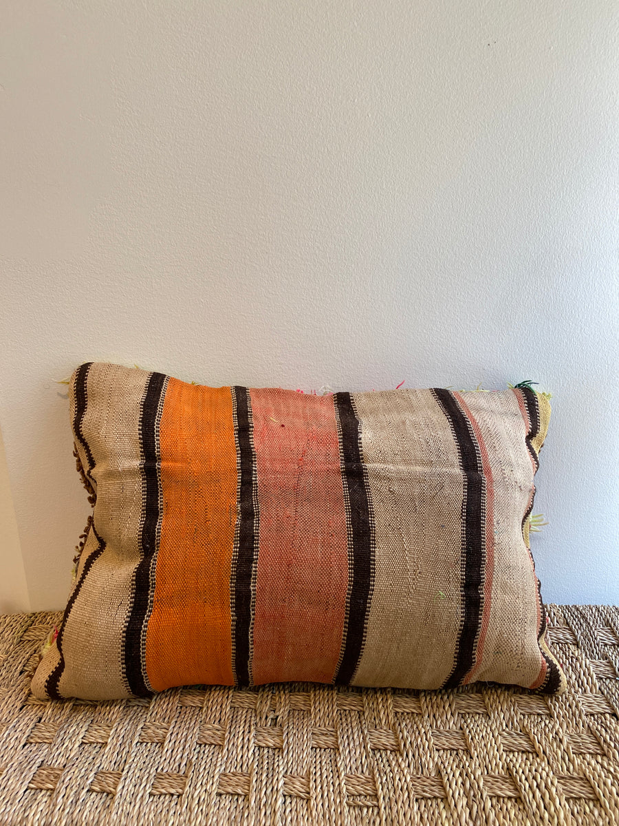 Vintage Moroccan Pillow | 133