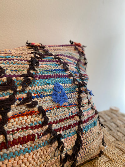 Vintage Moroccan Pillow | 145