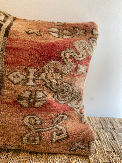 Vintage Moroccan Pillow | 147