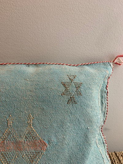 bohemian handmade cushion