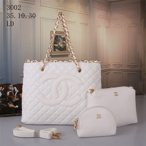 Super Luxury Bag Set 0f 3  Designer CH