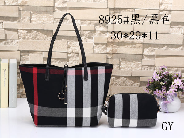 Set of 2 BU Brand designer Bags