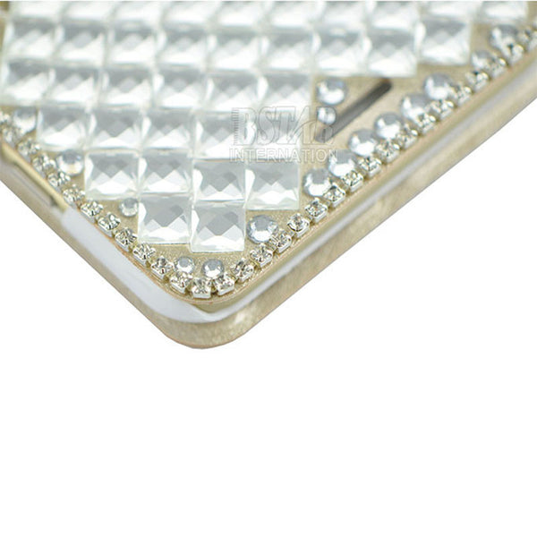 Bling Case Wallet for Galaxy s3