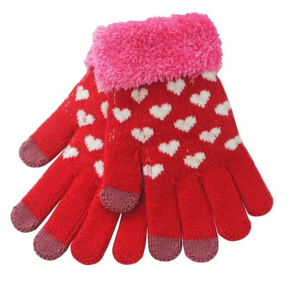 New Arrivied Touch Screen Warm Gloves Outdoor Climbing Camping Gloves For Woman Winter Gloves Antiskid Gloves#