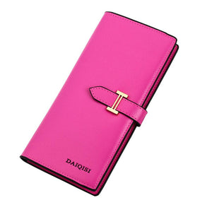 Xiniu women wallets luxury brand wallets designer purse for mobile phone carteira feminina grande #5M