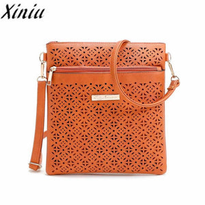 Xiniu fashion Women Messenger bags PU dig ladies handbags crossbody shoulder bag bolsas feminina