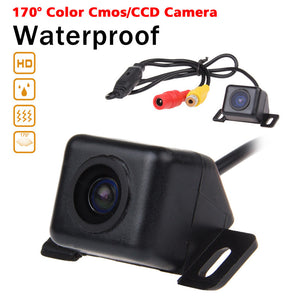 Onever Car Rear View camera Waterproof 170 Degree Wide Viewing Angle Reverse CMOS/CCD Car Rearview Camera Monitor For Parking