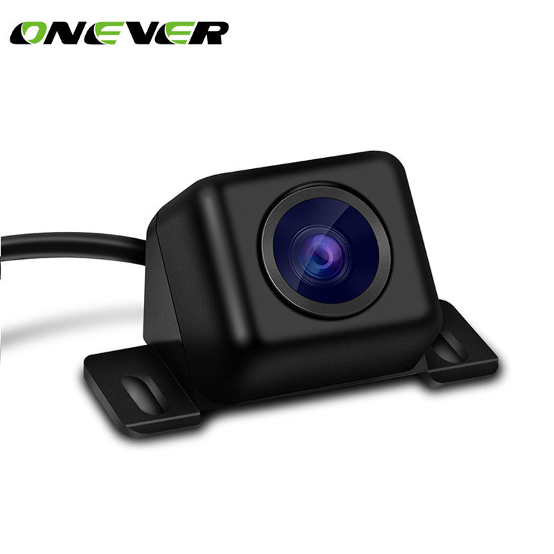 Onever Car Rear View Camera Waterproof 170 Degree Wide Viewing Angle Reverse Backup CMOS Car Rearview Camera Monitor For Parking
