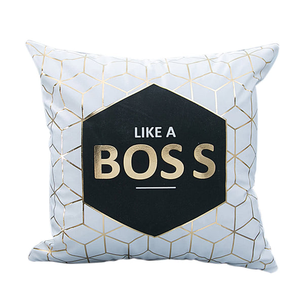 Simple Fashion Home Decorative Throw Pillow Case Cover Protector Bed Sofa Car Waist Cushion Decor Gift