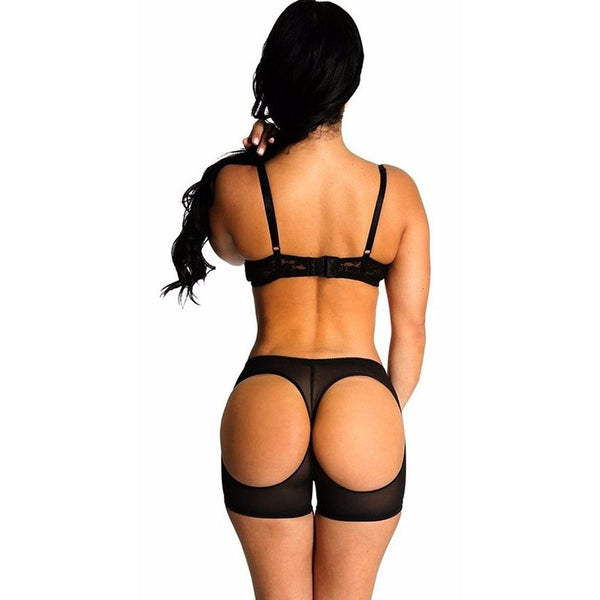 Women's Butt Lifter shaper Panties Sexy Shapewear Butt Lift Control Shaper