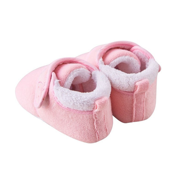 Winter Infant Baby Warm Boots First Walker Soft Sole Girls Baby Booties Boy Baby Boots
