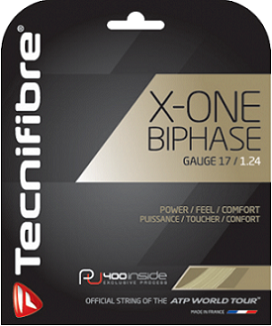 Tecnifibre X-One Biphase tennis string