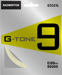 Gosen G-Tone 9 Badminton Strings