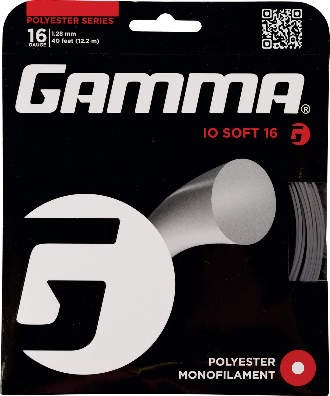 Gamma iO Soft tennis string