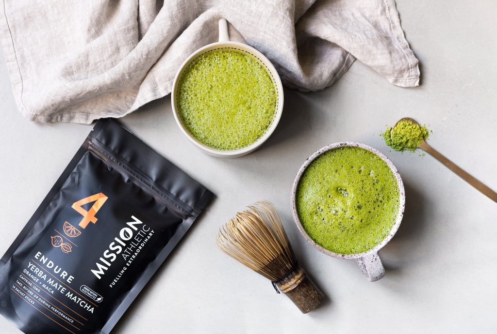 The Benefits of Matcha Green Tea for Athletes