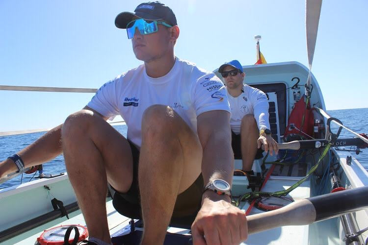All Oar Nothing Atlantic Rowing Challenge: January Update