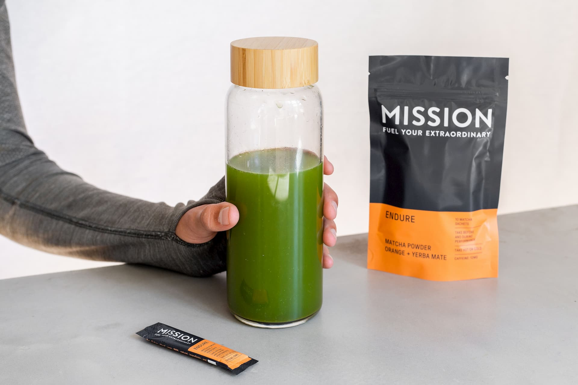 Endure / Hydrate: Orange + Maca