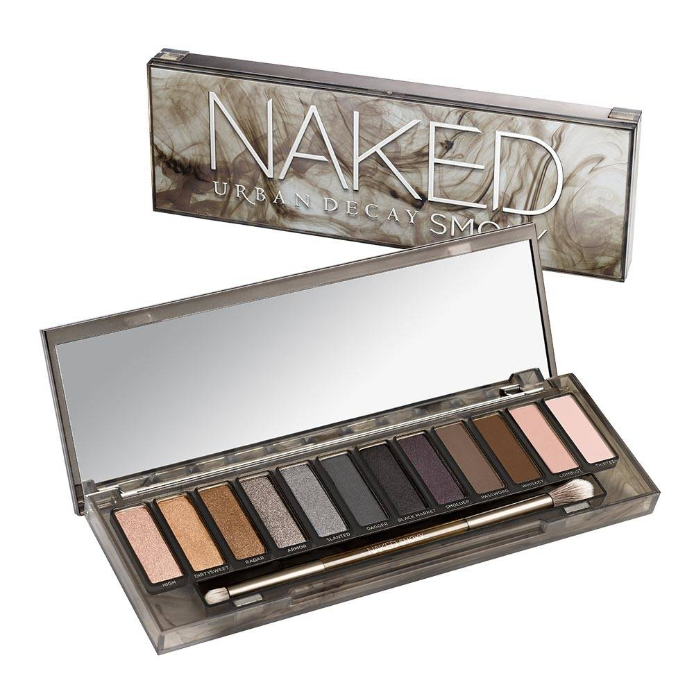 Urban Decay Naked Smoky Eyeshadow Palette Discount Code Deal Sale Promo Friendshop