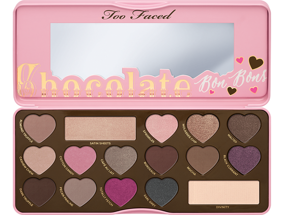 Too Faced Chocolate Bon Bons Eyeshadow Palette Discount Code Deal Sale Promo Friendshop