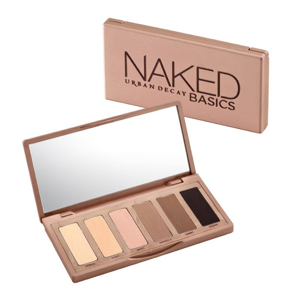 Urban Decay Naked Basics Discount Code Deal Sale Promo Friendshop