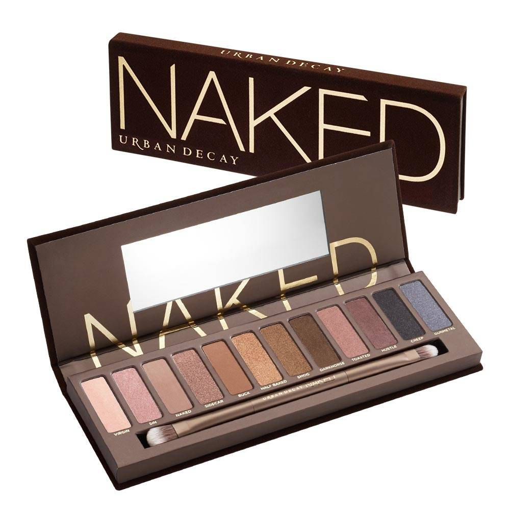 Urban Decay Original Naked Palette Discount Code Deal Sale Promo Friendshop