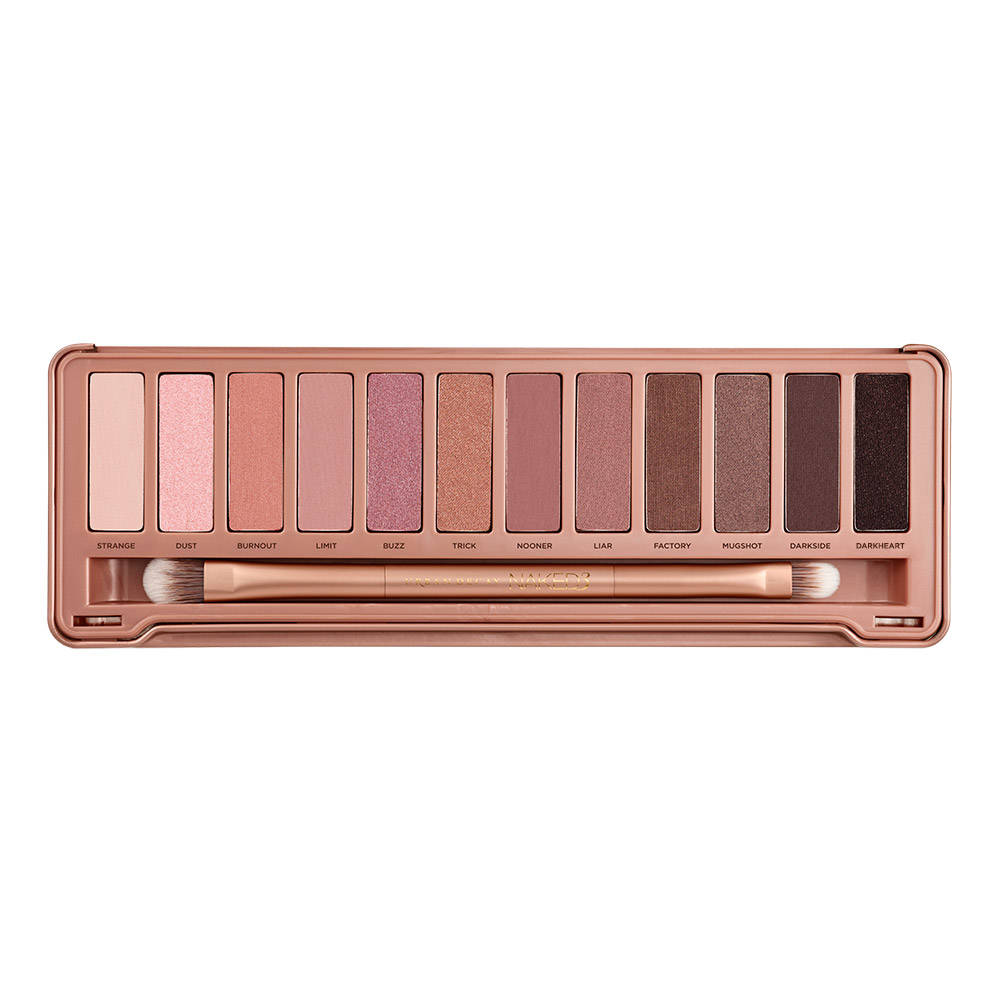 Urban Decay Naked 3 Discount Code Deal Sale Promo Friendshop