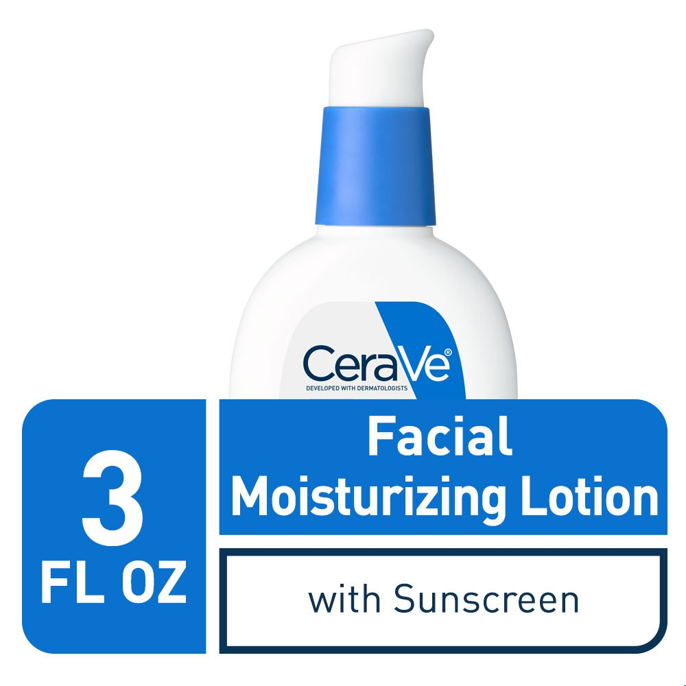 CeraVe Facial Moisturizing Lotion AM SPF 30 Sunscreen