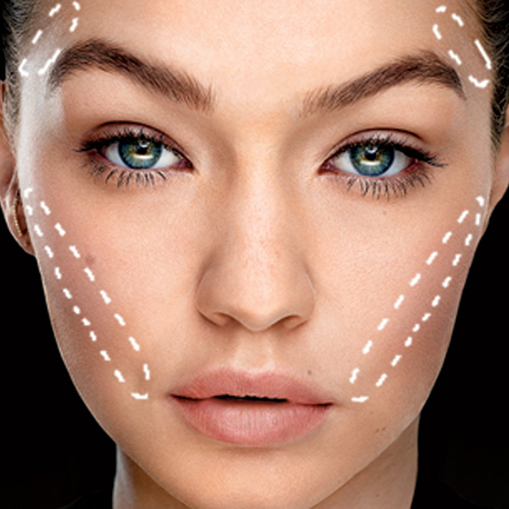 Maybelline Master Contour Face Contouring Kit