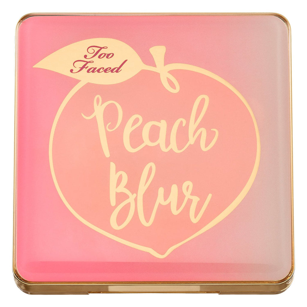 Too Faced Peach Blur Translucent Smoothing Finishing Powder – Peaches and Cream Collection