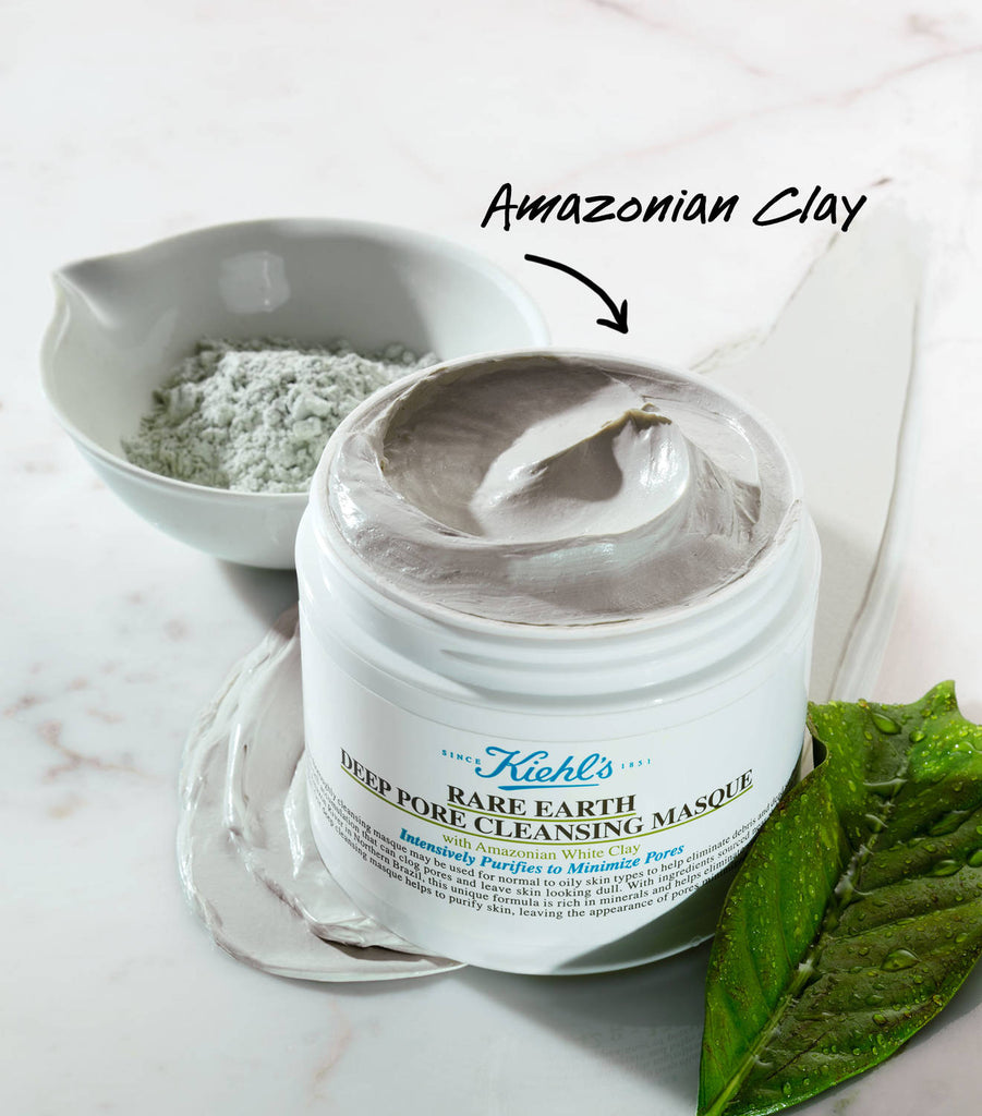 Kiehl's Rare Earth Deep Pore Cleansing Masque Discount Code Deal Sale Promo Friendshop