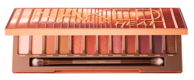 Urban Decay Naked Heat Discount Code Deal Sale Promo Friendshop