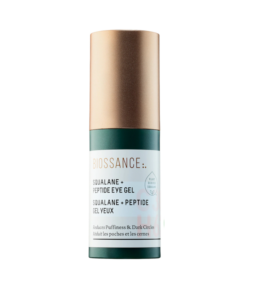 BIOSSANCE Squalane + Peptide Eye Gel Discount Code Deal Sale Promo Friendshop