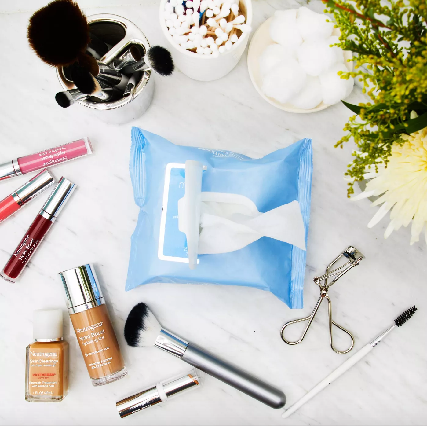 Neutrogena Makeup Remover Cleansing Wipes