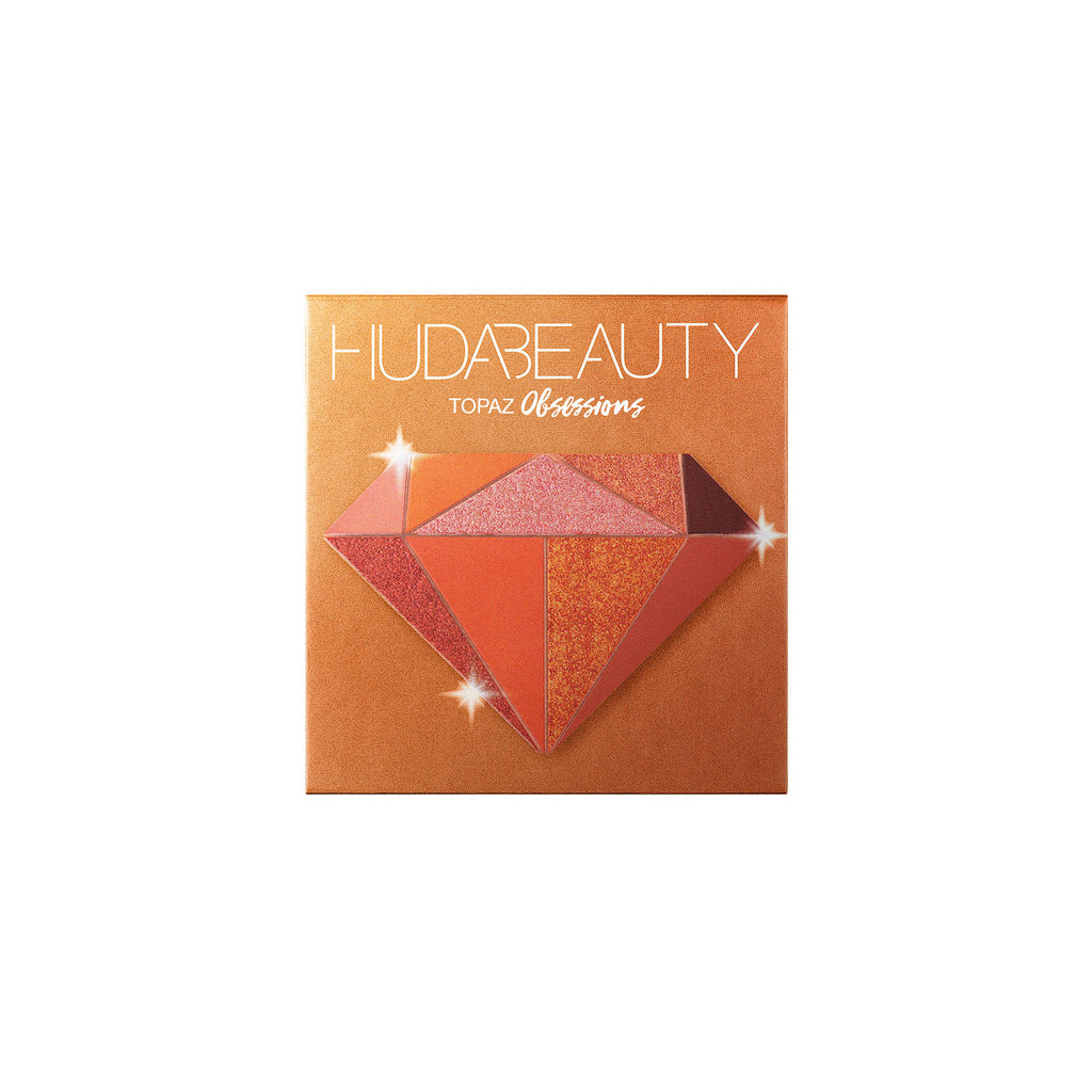 Huda Beauty Obsessions Eyeshadow Palette Discount Code Deal Sale Promo Friendshop