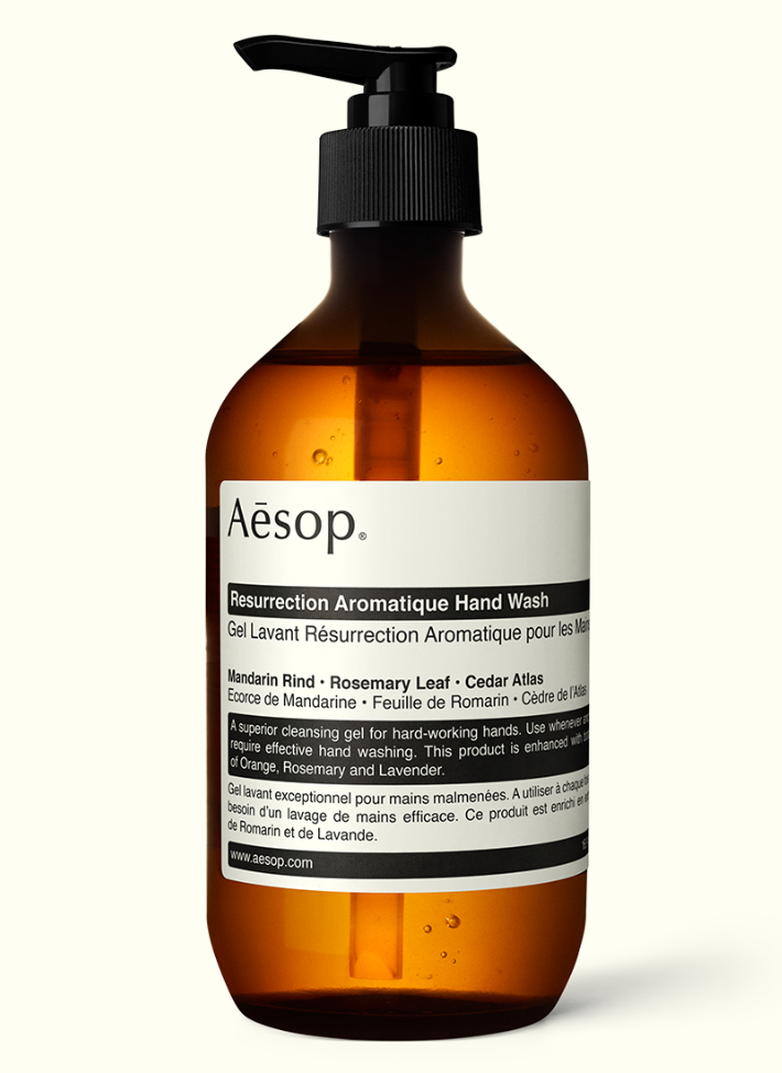 Aēsop Resurrection Hand Wash Discount Code Deal Sale Promo Friendshop