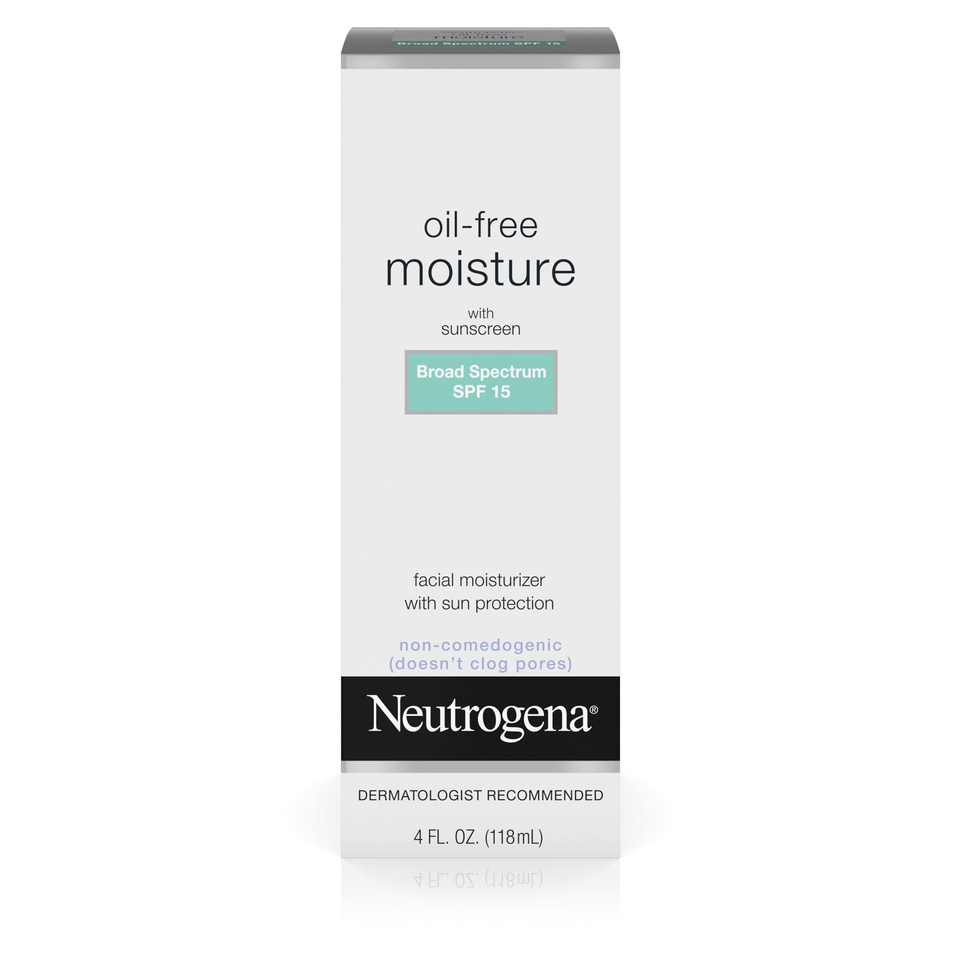 Neutrogena Oil Free Daily Long Lasting Facial Moisturizer