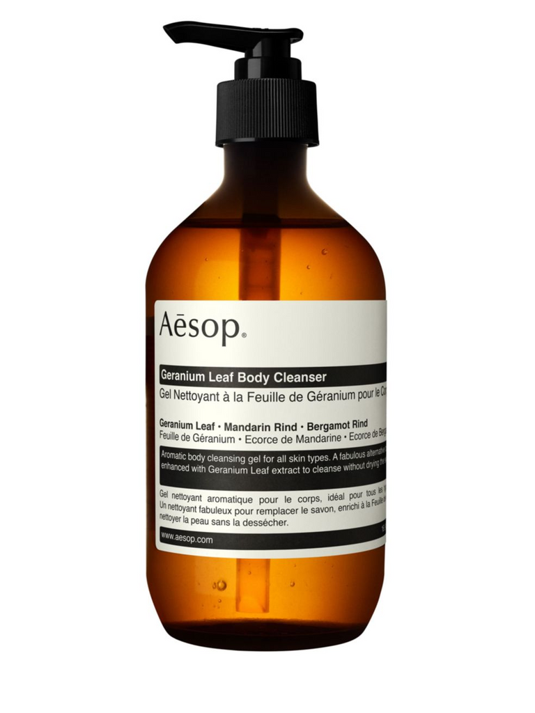 Aēsop Geranium Leaf Body Cleanser Discount Code Deal Sale Promo Friendshop