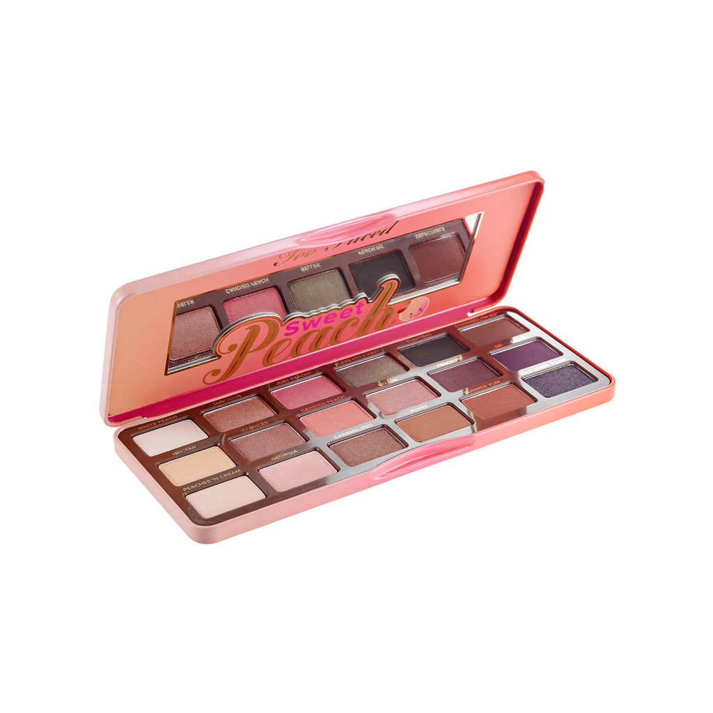 Too Faced Sweet Peach Eyeshadow Palette Discount Code Deal Sale Promo Friendshop